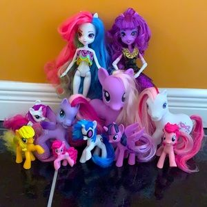 My Little Pony MLP Bundle of Cuteness Equestria